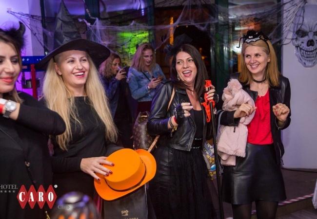 Evenimente în București - Holloween-ul perfect la Caro