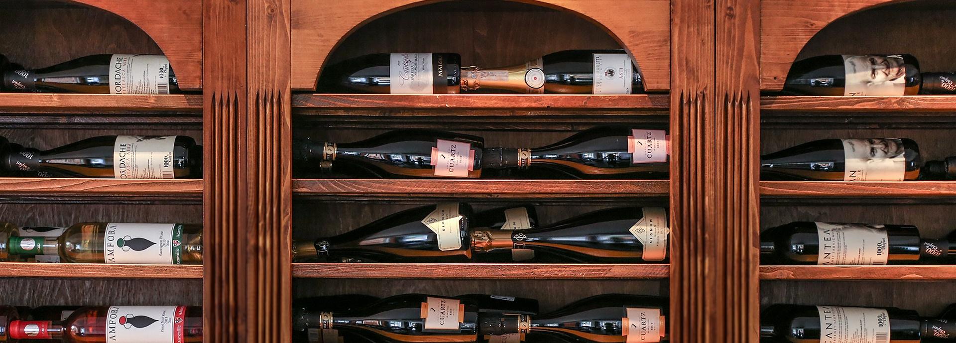Wine Bar - Bucuresti - Hotel Caro