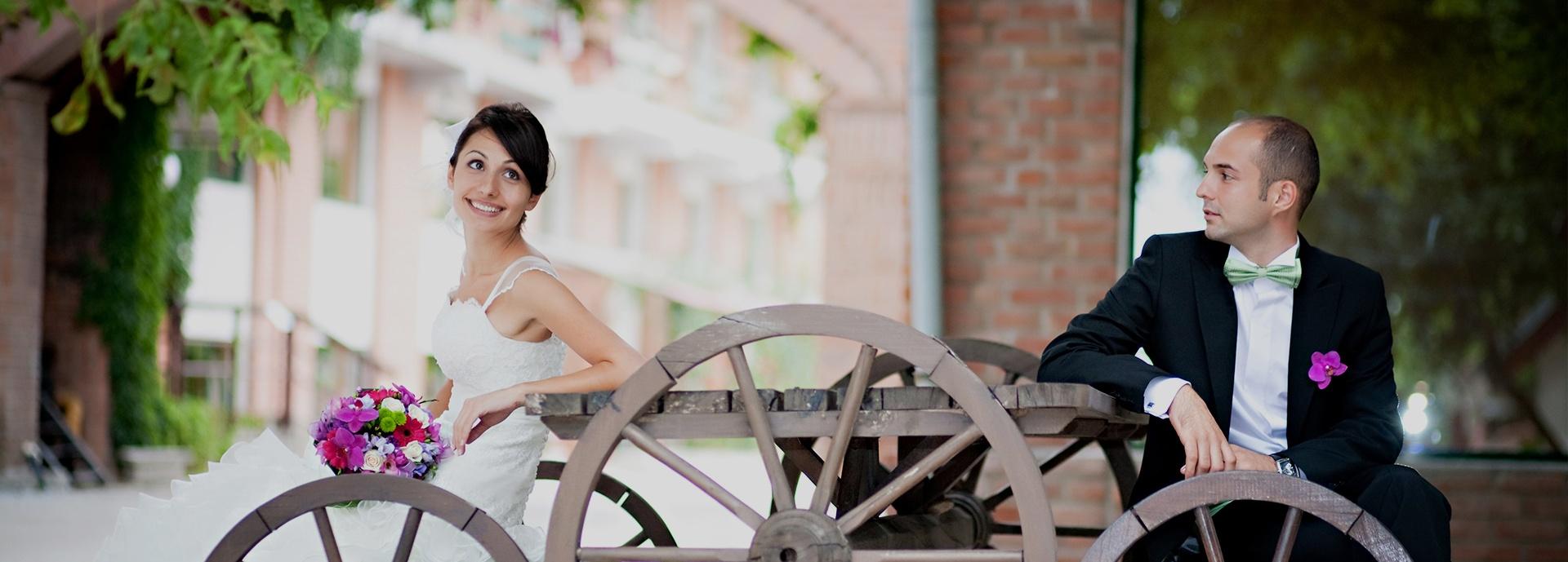 Nunta in gradina - Hotel Caro - Bucuresti